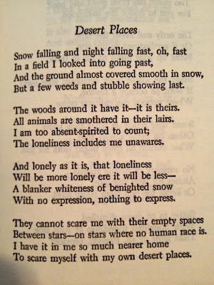 Robert frost a poet of sadness essay