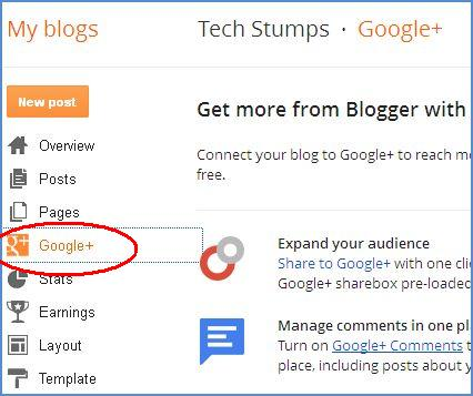 How to Add Google+ Comment Box System to Blogger Blogs?