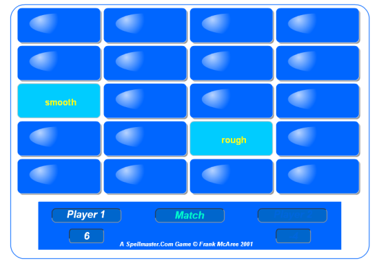 spellmaster games an editable template for creating flashcard style ...
