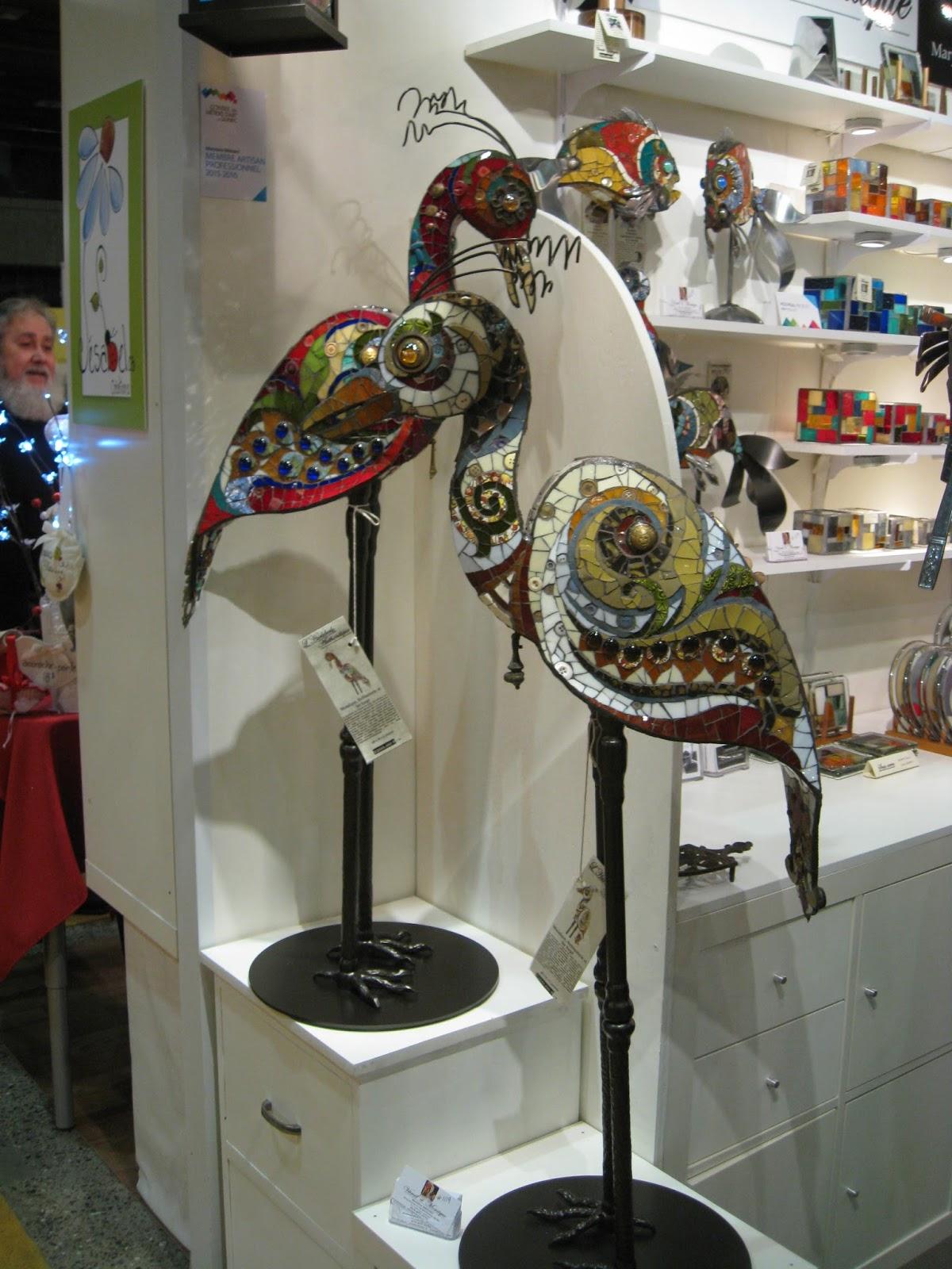 Art frame salon des m tiers d art 2015 for Salon metier d art montreal