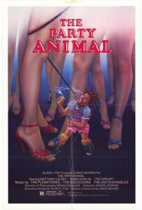 descargar The Party Animal – DVDRIP LATINO