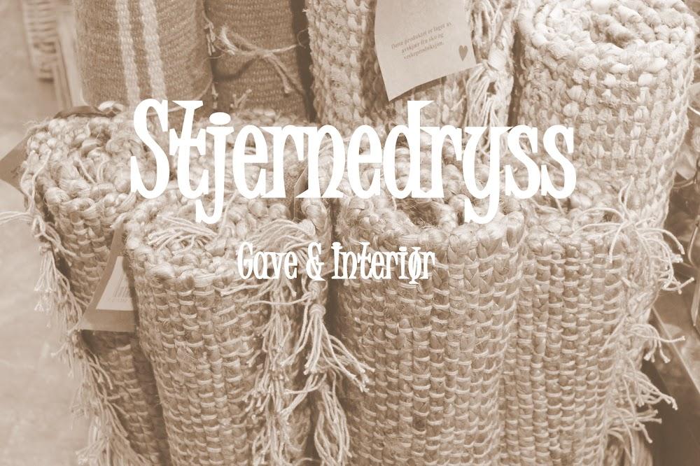 Stjernedryss - Gave & Interiør