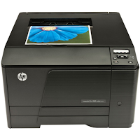 HP LaserJet Pro 200 color Printer M251n Driver Download Mac - Win - Linux