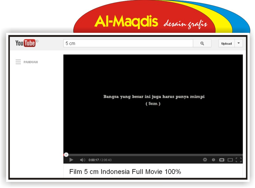 download video 5cm youtube tanpa software