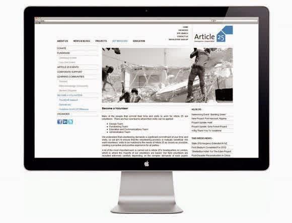 Arti Penting Artikel Dalam Website