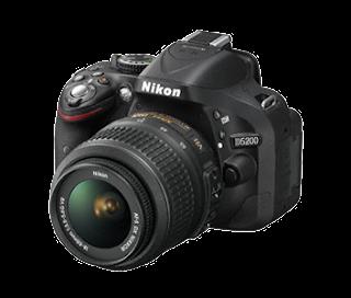 Review dan Spesifikasi DSLR Nikon D5200