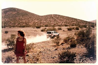 במדבר, יוצר און ניר