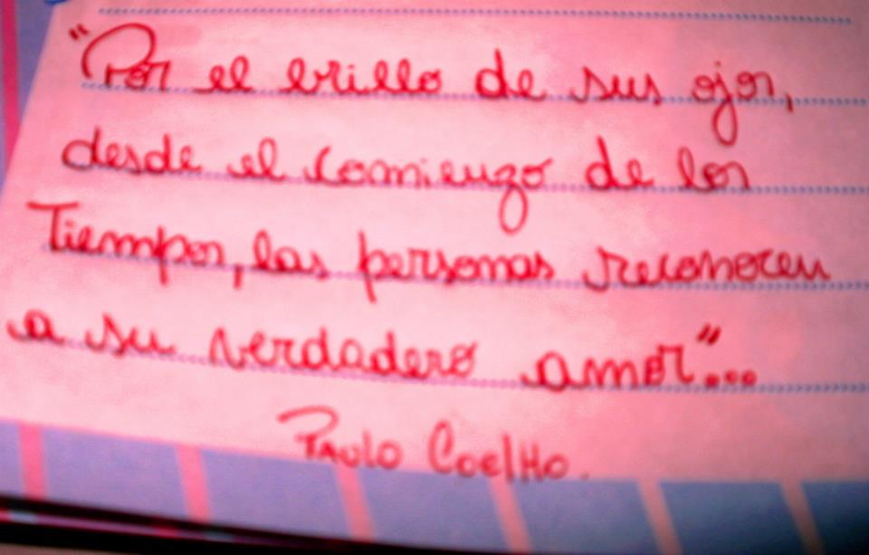 Pensamientos de Paulo Coelho   Pensamientos