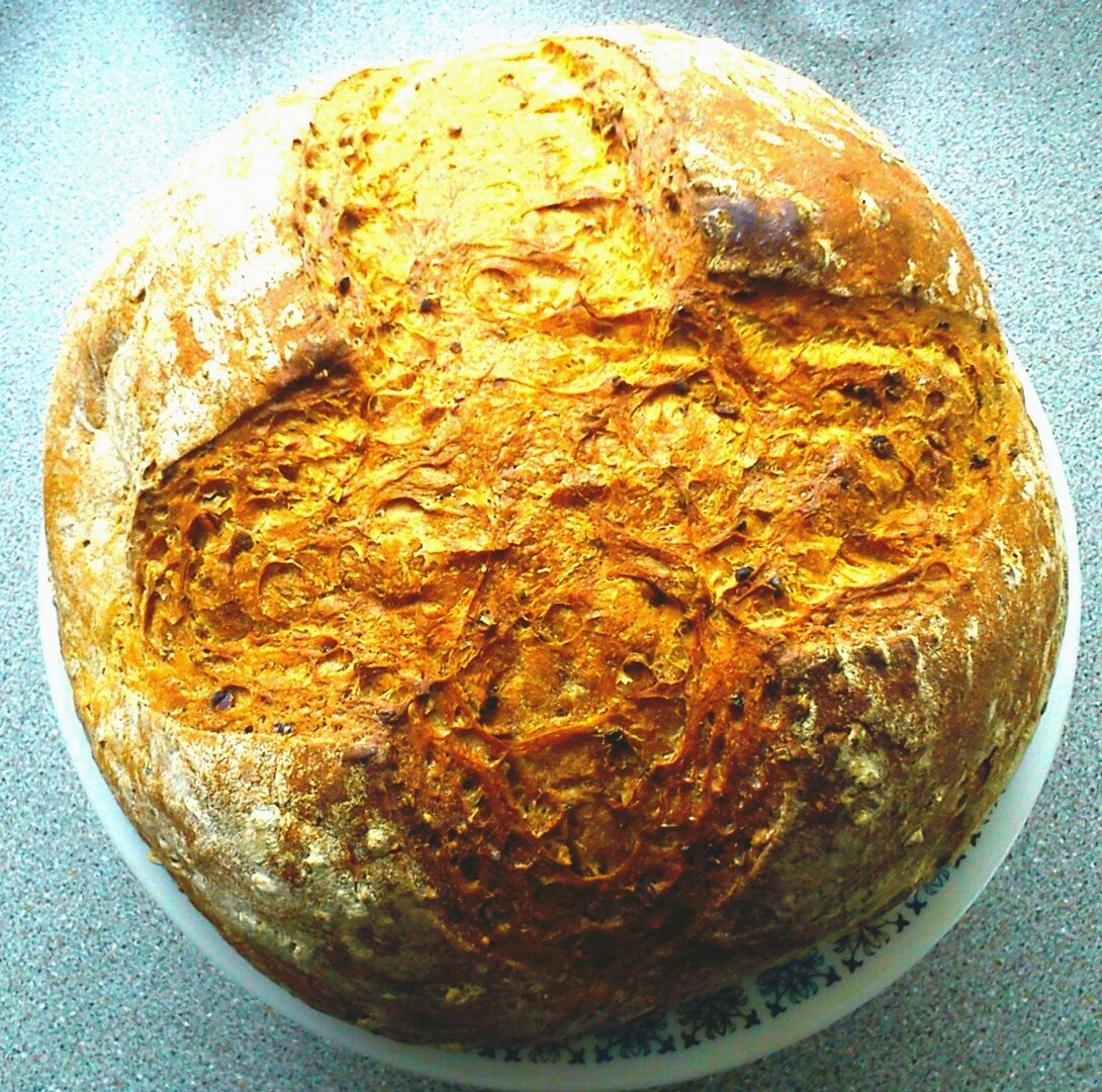 Fresh- granary- home- made- bread -loaf
