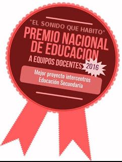 PREMIO NACIONAL EDUCACIÓN