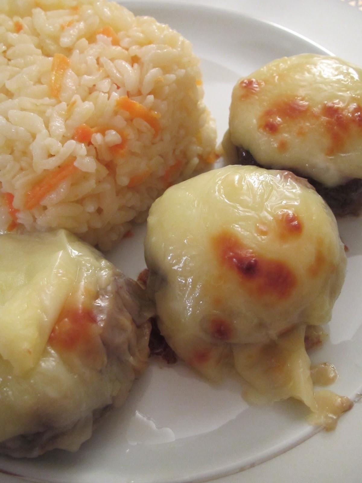 Patates Püreli Çanak Köfte Tarifi