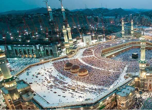 Umroh Juni 2015, menyongsong Ramadhan Suci
