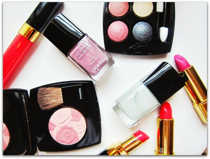 Chanel Spring 2015 Makeup Collection Reverie Parisienne