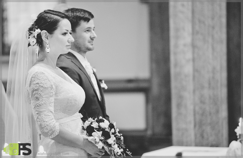 Kolczyki sutasz do ślubu