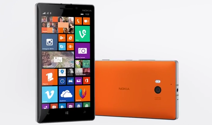 Nokia Lumia 930 Windows Phone 8.1