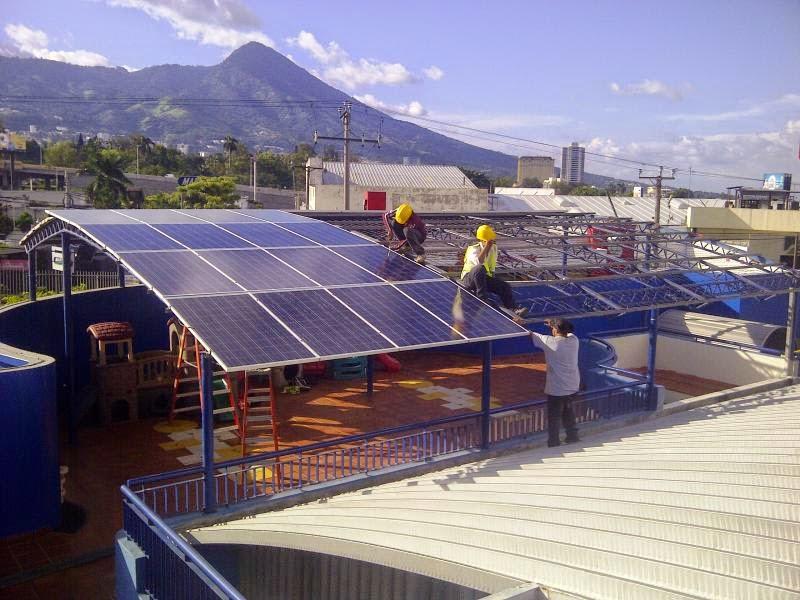 Importancia de los paneles solares para la conservaci n - Tipos de paneles solares ...