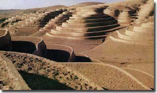 Terraces Loess - Plateau