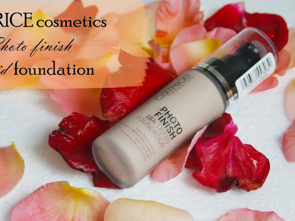 REVIEW | CATRICE PhotoFinish 18h liquid foundation