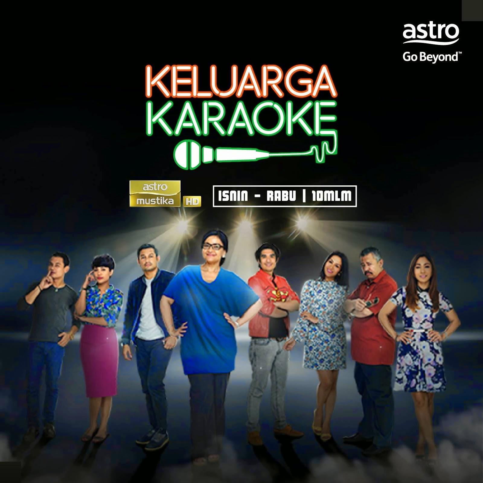 Keluarga Karaoke Astro Maya HD 2015
