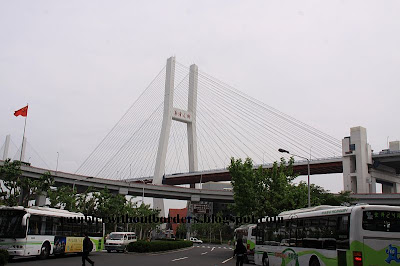Nanpu Bridge, Shanghai