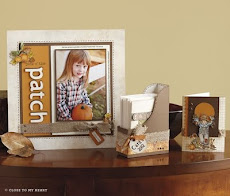 Fall Favorites - Stamp of the Month