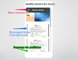 Weebly Música Les Dunes