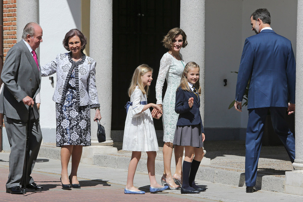 King felipe vi of spain queen letizia of spain king juan carlos of