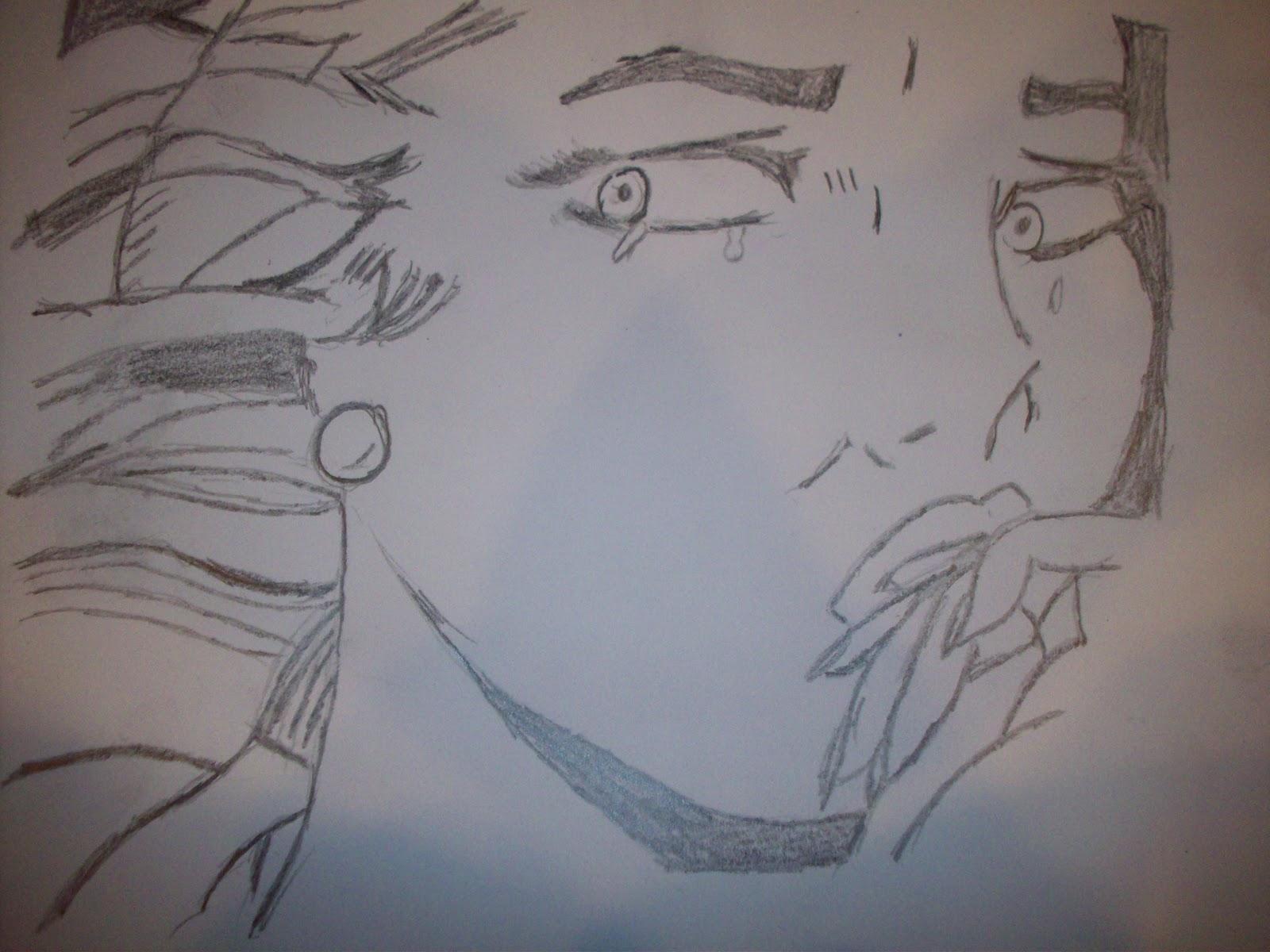 My version roy lichtenstein crying girl 1963