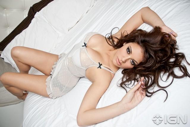 Model Melyssa Grace