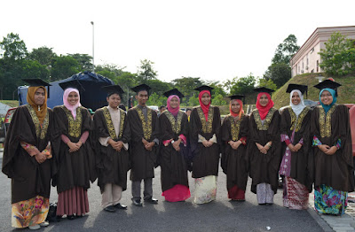 Majlis Resepsi Graduasi FUU UKM 2012