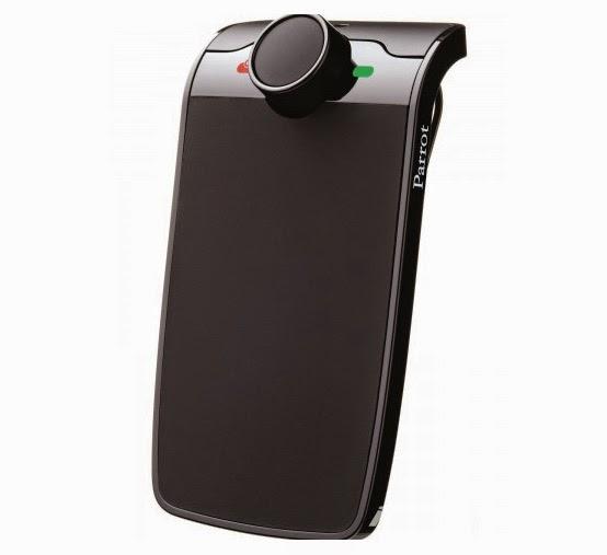 Manos libres Parrot Minikit Slim con tecnología Bluetooth