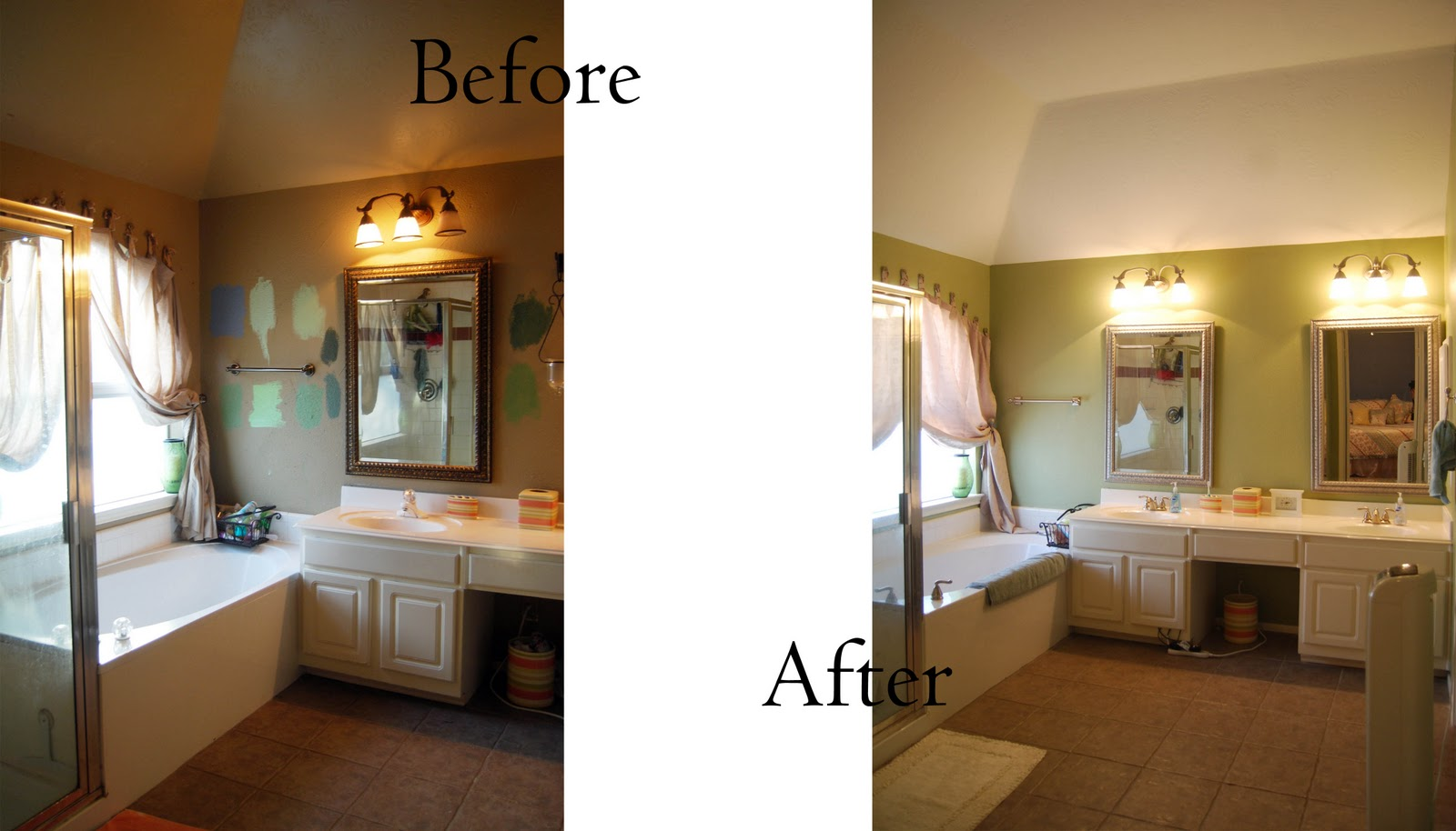 HGTV Bathroom Makeovers Before and After Photos