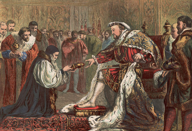 king henry vii and the reformation In the reigns of henry vii and henry viii to the year 1540 / edited  with notes by henry viii, king of england  records of the reformation: the divorce.