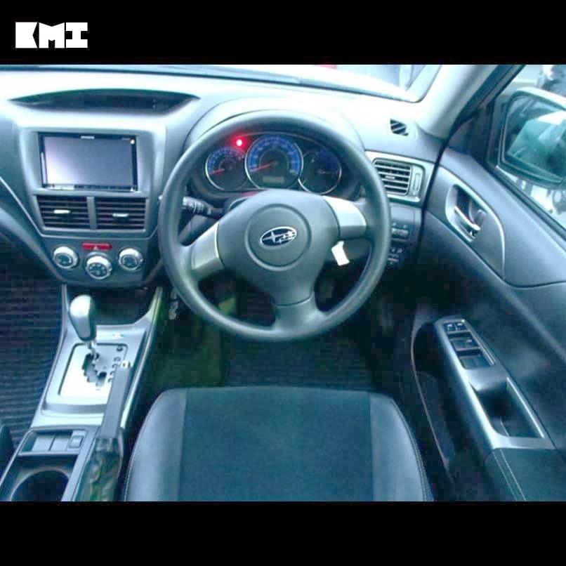 Karachi Moto Index: Subaru Impreza Anesis