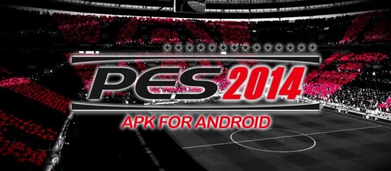 Pes 2014 (Pro Evolution Soccer 2014) Android Apk İndir