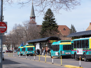 Missoula Bus Mall