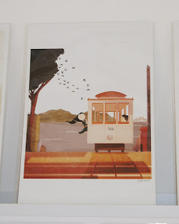 """Cable Car"" by Nidhi Chanani"