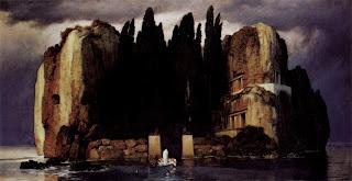 Arnold Böcklin, La isla de los muertos (1886)