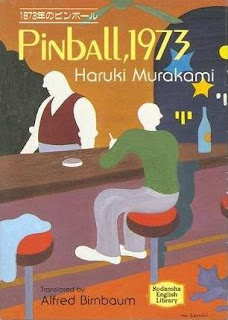 Cover of the novel Pinball, 1973 by Haruki Murakami