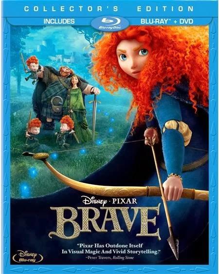ดูการ์ตูน Brave นักรบสาวหัวใจมหากาฬ