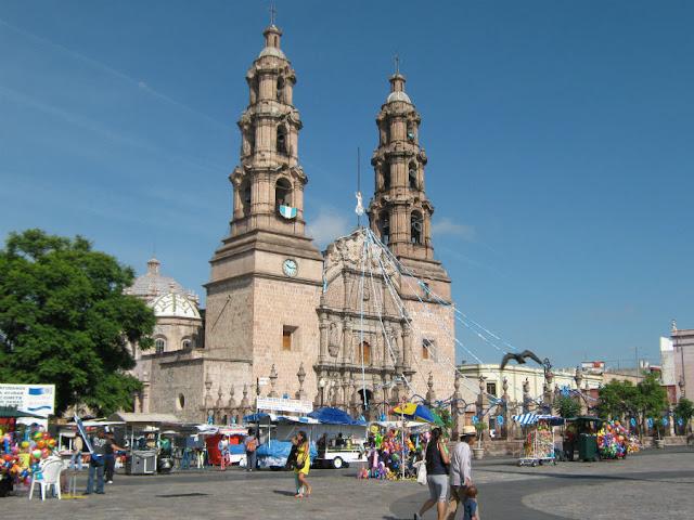 Villa de Nuestra Señora de la Asunción, Aguascalientes