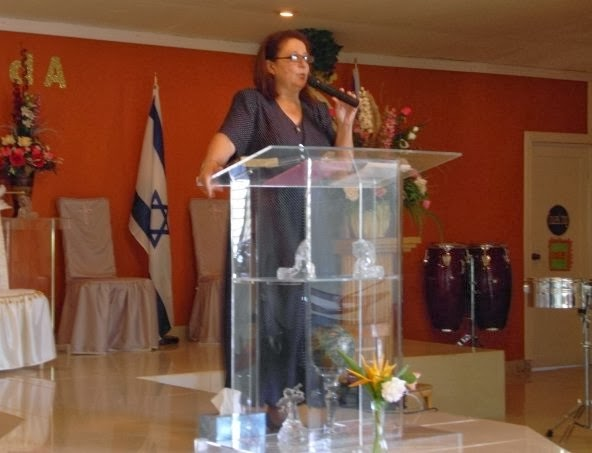 Pastora Wanda I. Ginéstre Marrero