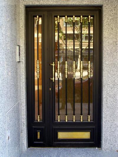 Puertas Para Baños De Fierro ~ Dikidu.com