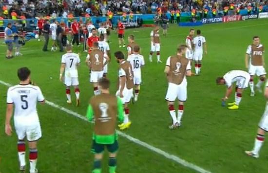 Final Jerman VS Argentina Berlanjut ke Perpanjangan Waktu
