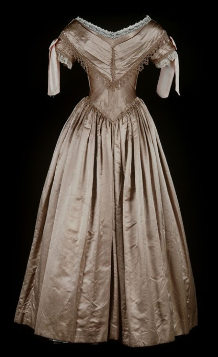 Fashion In The 1800S