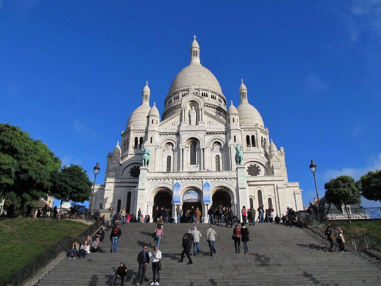 Le Sacre Coeur De Paris