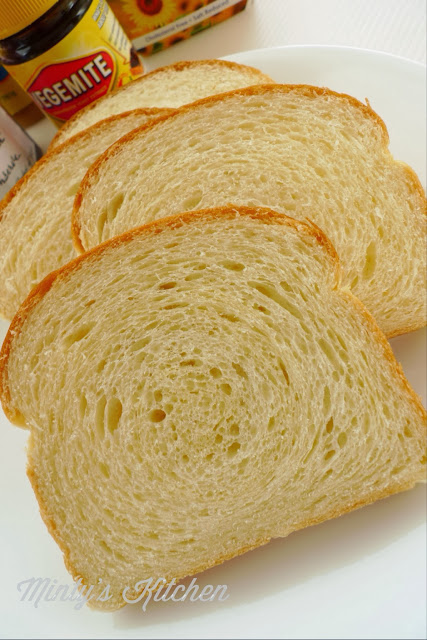 Alex Goh soft sandwich bread