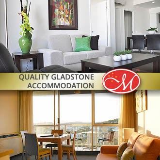 Two Quality Gladstone Accommodation Options