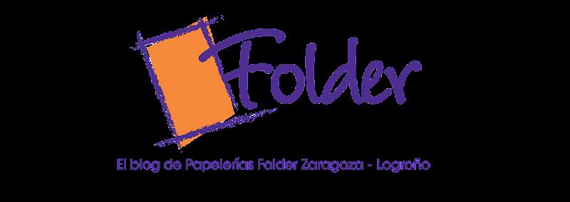 Folder Zaragoza - Logroño