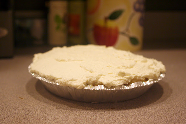 Banana Cream Pie | hardparade.blogspot.com